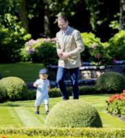 Principe Oscar di Svezia, Principe Daniel di Svezia - Borgholm - 15-07-2017 - Principessa Victoria di Svezia, buon compleanno!