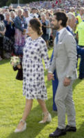 Principe Carlo Filippo di Svezia, Principessa Sofia di Svezia - Borgholm - 14-07-2017 - Principessa Victoria di Svezia, buon compleanno!