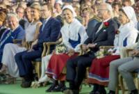 Principe Carlo Filippo di Svezia, Principessa Sofia di Svezia, Regina Silvia di Svezia - Borgholm - 14-07-2017 - Principessa Victoria di Svezia, buon compleanno!