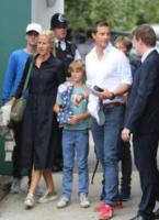 Bear Grylls - Londra - 16-07-2017 - Finale maschile di Wimbledon: gara di look sugli spalti
