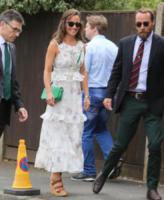 James Middleton, Pippa Middleton - Londra - 16-07-2017 - Finale maschile di Wimbledon: gara di look sugli spalti