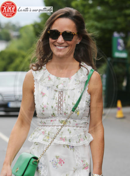 James Mathews, Pippa Middleton - Londra - 16-07-2017 - Finale maschile di Wimbledon: gara di look sugli spalti