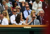 Principe William, Kate Middleton - Wimbledon - 16-07-2017 - Finale maschile di Wimbledon: gara di look sugli spalti