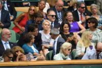 Sadiq Khan - Londra - 16-07-2017 - Finale maschile di Wimbledon: gara di look sugli spalti
