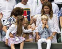 Miroslava Vavrinec - Londra - 16-07-2017 - Federer, ottavo Wimbledon sotto gli occhi di Kate e William