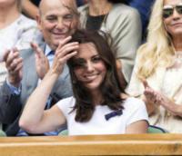 Kate Middleton - Londra - 16-07-2017 - Federer, ottavo Wimbledon sotto gli occhi di Kate e William