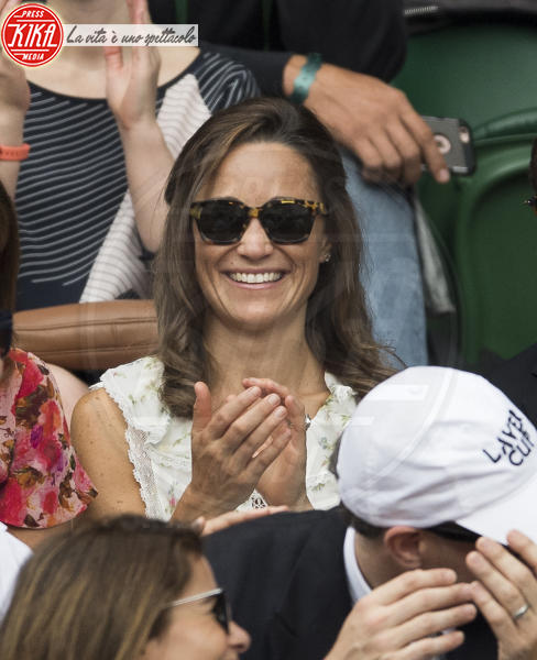 Pippa Middleton - Londra - 16-07-2017 - Federer, ottavo Wimbledon sotto gli occhi di Kate e William
