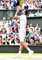 Marin Cilic - Londra - 16-07-2017 - Federer, ottavo Wimbledon sotto gli occhi di Kate e William