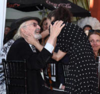 Winona Ryder, Martin Landau - Hollywood - 08-09-2016 - Morto Martin Landau, premio Oscar per Ed Wood