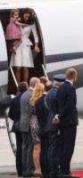 Principessa Charlotte Elizabeth Diana, Kate Middleton - WARSAW - 17-07-2017 - Baby George in Polonia: la danza del disagio e imbarazzo