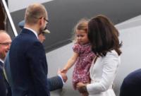 Principessa Charlotte Elizabeth Diana, Principe William, Kate Middleton - WARSAW - 17-07-2017 - Baby George in Polonia: la danza del disagio e imbarazzo