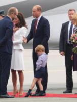 Princess Charlotte, Prince George, Principessa Charlotte Elizabeth Diana, Principe George, Prince William, Catherine, Principe William, Kate Middleton - WARSAW - 17-07-2017 - Kate Middleton incinta per la terza volta