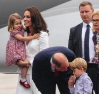Principessa Charlotte Elizabeth Diana, Principe George, Principe William, Kate Middleton - Varsavia - 17-07-2017 - George e Charlotte tra paggetti e damigelle: le foto più belle