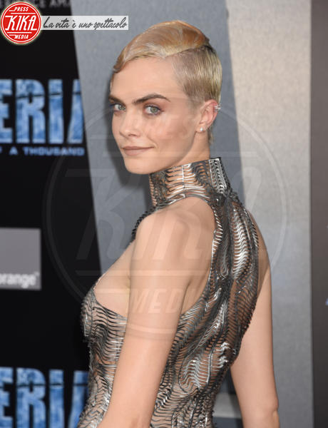 Cara Delevingne - Hollywood - 17-07-2017 - Cara Delevingne, la rivelazione shock su Harvey Weinstein