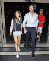 Ava Jackman, Hugh Jackman - Los Angeles - 17-07-2017 - Hugh Jackman, la famiglia della porta accanto