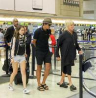 Oscar Jackman, Ava Jackman, Debora Lee Furness - Los Angeles - 17-07-2017 - Hugh Jackman, la famiglia della porta accanto