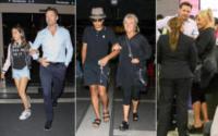 Oscar Jackman, Ava Jackman, Debora Lee Furness, Hugh Jackman - Los Angeles - 18-07-2017 - Hugh Jackman, la famiglia della porta accanto