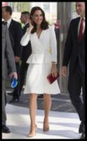 ROYALS, Principe William, Kate Middleton - WARSAW - 17-07-2017 - Baby George in Polonia: la danza del disagio e imbarazzo