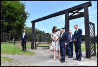 Prince William, Catherine, Principe William, Kate Middleton - Danzica - 18-07-2017 - L'ultima tappa polacca di William e Kate è Danzica