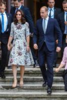 Prince William, Principe William, Kate Middleton - Danzica - 18-07-2017 - L'ultima tappa polacca di William e Kate è Danzica