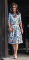 Kate Middleton - Danzica - 18-07-2017 - L'ultima tappa polacca di William e Kate è Danzica