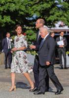 Prince William, Lech Walesa, Principe William, Kate Middleton - Danzica - 18-07-2017 - L'ultima tappa polacca di William e Kate è Danzica