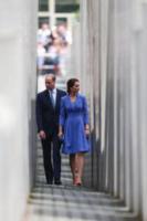 Principe William, Kate Middleton - Berlino - 19-06-2017 - Quanti capricci Principe George! Prendi esempio da Charlotte