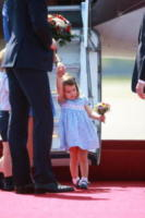 Principessa Charlotte Elizabeth Diana - Berlino - 19-06-2017 - Quanti capricci Principe George! Prendi esempio da Charlotte
