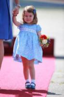 Princess Charlotte - Berlino - 19-06-2017 - Quanti capricci Principe George! Prendi esempio da Charlotte