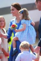 Principessa Charlotte Elizabeth Diana, Kate Middleton - Berlino - 19-06-2017 - Quanti capricci Principe George! Prendi esempio da Charlotte