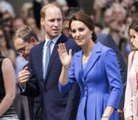 Prince William, Catherine, Principe William, Kate Middleton - Berlino - 19-07-2017 - Kate Middleton incinta per la terza volta