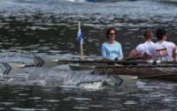 Kate Middleton - Berlino - 20-07-2017 - William sfida Kate a canottaggio: chi avrà vinto?