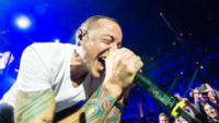 Chester Bennington - Londra - 23-11-2014 - Lutto nella musica, suicida Chester Bennington dei Linkin Park