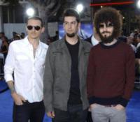 Rob Bourdon, Brad Delson, Chester Bennington - Westwood - 27-06-2007 - Lutto nella musica, suicida Chester Bennington dei Linkin Park