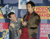 Joseph Han, Chester Bennington - Hollywood - 07-09-2008 - Lutto nella musica, suicida Chester Bennington dei Linkin Park