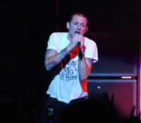 Chester Bennington - Anaheim - 18-02-2005 - Lutto nella musica, suicida Chester Bennington dei Linkin Park