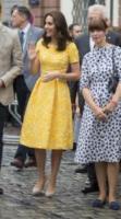 Kate Middleton - Heidelberg - 20-07-2017 - Kate Middleton, abito giallo e... grembiule!