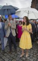 Principe William - Heidelberg - 20-07-2017 - Kate Middleton, abito giallo e... grembiule!