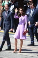 William, Kate, Kate Middleton - Amburgo - 21-07-2017 - Lilla e lavanda, le nuove sfumature dell'autunno