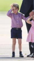 Principessa Charlotte Elizabeth Diana, Principe George, Principe William, Kate Middleton - Germany - 21-07-2017 - Baby George, è arrivato il suo primo giorno di scuola!