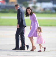 Principessa Charlotte Elizabeth Diana, Principe George, Principe William, Kate Middleton - Germany - 21-07-2017 - I dieci bambini più ricchi al mondo: ecco la classifica!