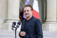 Bono - Parigi - 24-07-2017 - Bono all'Eliseo: Brigitte Macron fa gli onori di casa