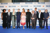Cara Delevingne, Dane DeHaan, Rihanna, Clive Owen, Luc Besson - Saint-Denis - 25-07-2017 - Rihanna bellissima e formosa: verrà ancora criticata?