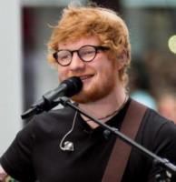 Ed Sheeran - New York - 06-07-2017 - Harry e Meghan gli hanno chiesto di cantare al loro matrimonio