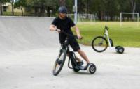 Triciclo elettrico, DC-Tri - Australia - 18-05-2017 - DC-Tri: il trike più comodo della bici, più sicuro dello scooter