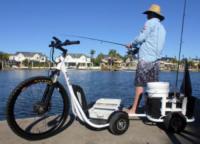 Triciclo elettrico, DC-Tri - Australia - 20-07-2017 - DC-Tri: il trike più comodo della bici, più sicuro dello scooter