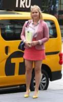 Amy Schumer - New York - 27-07-2017 - Amy Schumer sul set di I Feel Pretty con papà