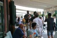 Bianka Bella Bryant, Natalia Diamante Bryant, Kobe Bryant - Portofino - 31-07-2017 - Kobe Bryant, vacanze italiane: a Portofino in versione papà