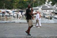 Bianka Bella Bryant, Kobe Bryant - Portofino - 31-07-2017 - Kobe Bryant, vacanze italiane: a Portofino in versione papà