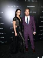 Camila Alves, Matthew McConaughey - New York - 01-08-2017 - La Torre Nera: Matthew McConaughey è il cattivo di Stephen King